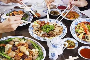 Weird chinese dinner table rules this is another story - Calorie cuisine chinoise ...