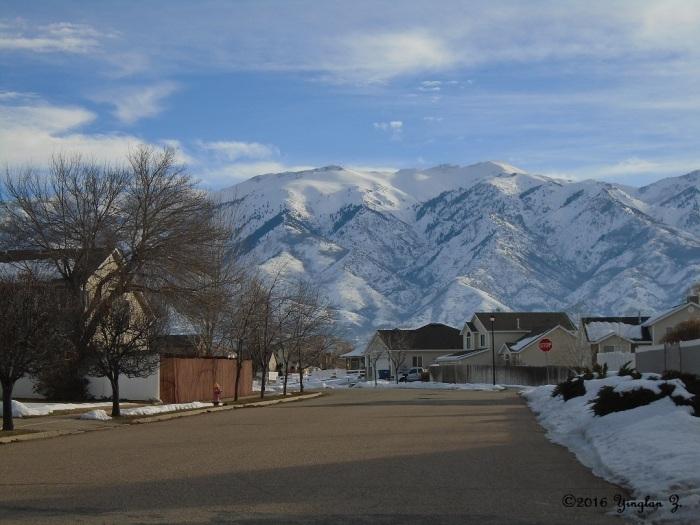 January 2016 Mountain