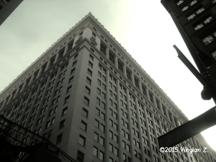 Another random building in downtown Chicago