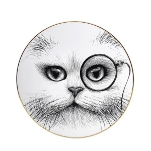 cat-monocle-supersize-plate