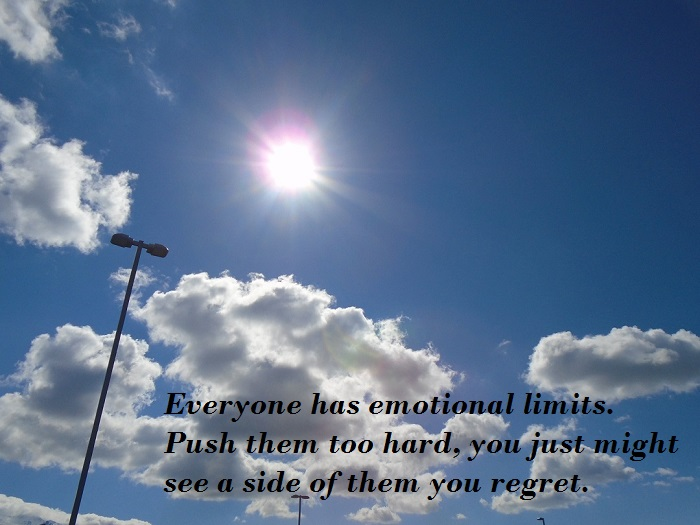 Emotional Limit