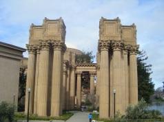 Columns in San Franscisco