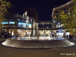 Musical Fountain at the Mall