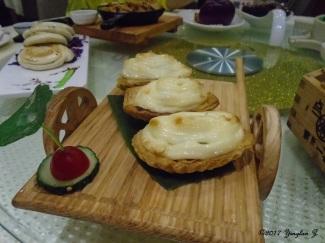 Some kind of tart