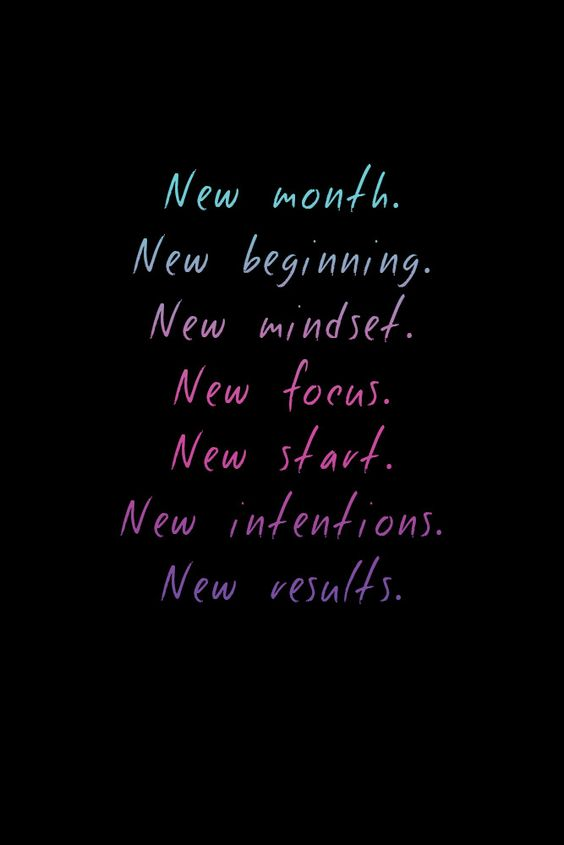 new-month
