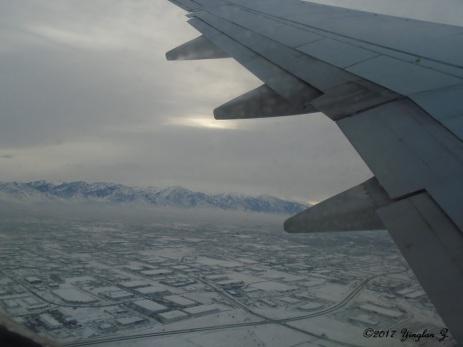 Goodbye, Salt Lake Winter