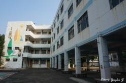 My elementary school in China