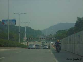 traffic-in-china