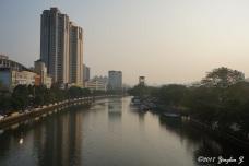 Qi-Jiang River (歧江河), Zhongshan, China