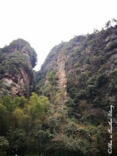 Tianmen Mountain 4