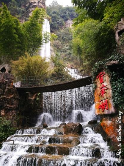 Zhangjiajie, Hunan, China