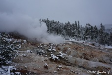 Yellowstone Geyser 2