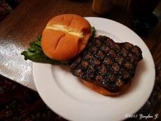 Burgers in Keystone, SD