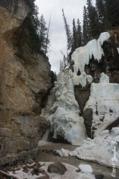 Upper Falls, Johnston Canyon, Banff National Park