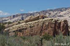 Turtle Rock, Dinosaur National Monument