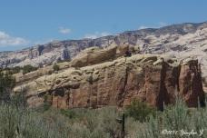 Turtle Rock, Dinosaur National Monument