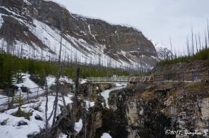 Bridge across Marble Canyon