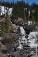 Stanley Falls, Jasper National Park