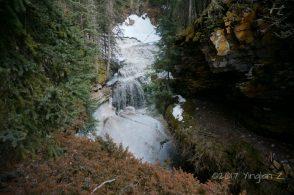 Johnston Canyon, Canada
