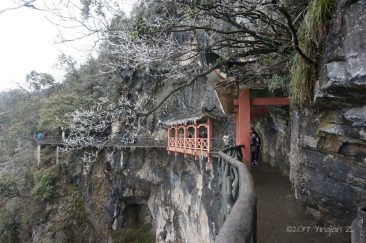 Bridge to Temple