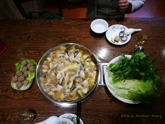 White Clams Hot Pot