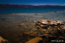 30-second Exposure at Bear Lake, Utah