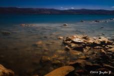 30-second Exposure at Bear Lake, Utah