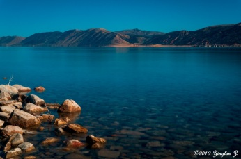 30 second exposure at Bear Lake